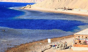 Tauchen in Dahab - Blue Hole